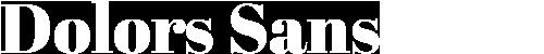 Dolors Sans Logo